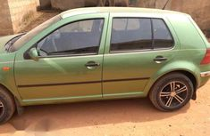 Volkswagen Golf 2005 Green for sale