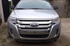 Ford Edge 2011 Silver for sale