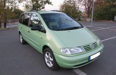 Volkswagen Sharan 2004 Green For Sale