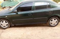 Clean Opel Astra 2001 Green for sale