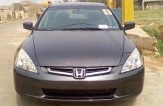 Honda Accord 2005 Sedan LX Automatic Gray for sale