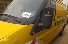 Tokunbo Ford Transit 2003 Yellow for sale