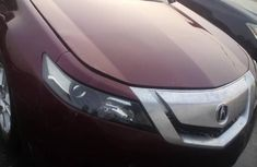 New Acura TL 2009 Red for sale