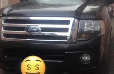 Ford Expedition 2014 Black for sale