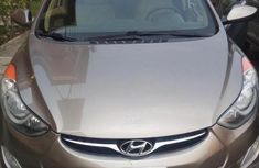 Hyundai Elantra 2013 Gray for sale