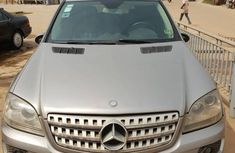 Mercedes Benz Ml350 2008 Gold for sale