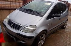 Mercedes Benz A160 2005 Silver for sale