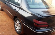 Peugeot 406 2004 Black for sale