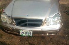 Mercedes-Benz C230 2006 Gold for sale