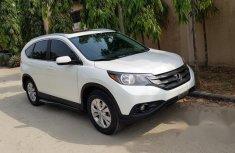 Tokunbo Honda CRV 2013 White for sale