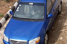 Kia Cerato 2008 Blue for sale
