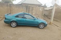 Honda Civic 1996 DX 2dr Coupe Green