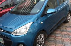 Hyundai I10 2014 Blue for sale