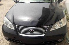 Lexus ES 350 2009 Black for sale