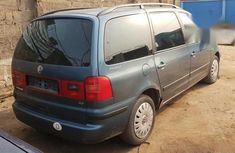 Volkswagen Sharan 2004 2.0 Blue for sale