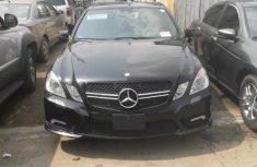 Mercedes-Benz E550 2015 Black for sale