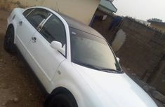 Volkswagen Bora 1.6 Automatic 2002 White for sale