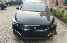 Peugeot 508 2018 Black for sale