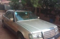 Mercedes-Benz 200E 1999 Silver for sale