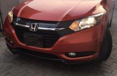 Honda HR-V 2016 Orange for sale