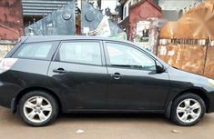 Toyota Matrix 2005 Black for sale
