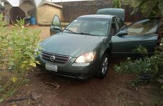 Nissan Altima 2004 Green for sale