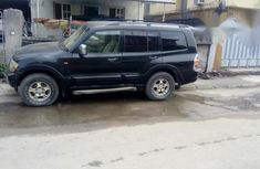 Used Mitsubishi Pajero 2002 Black for sale
