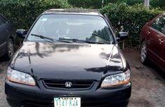 Honda Accord 1998 Black for sale