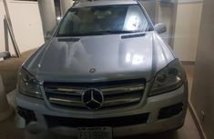 Neat Mercedes-Benz M Class ML350 2008 Silver for sale