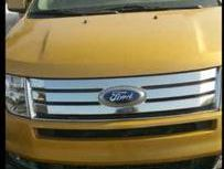 Ford Edge 2008 Orange for sale