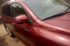 Toyota Highlander 2008 Limited Red for sale