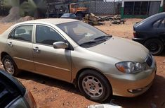 Toyota Corolla 2006 CE Gold for sale