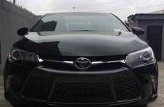 Toyota Camry 2016 Black for sale