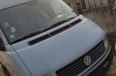 Clean Volkswagen LT 35 2000 Gray for sale