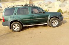 Nissan Xterra 2001 Green for sale