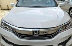 Honda Accord Sport 2017 White for sale