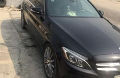 Registered Mercedes Benz C400 4matic 2015 Black