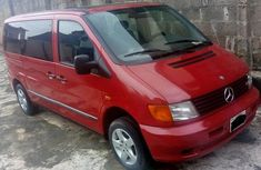 Mercedes-Benz Vito 2000 Red for sale