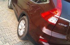 Honda CRV 2015 Red for sale