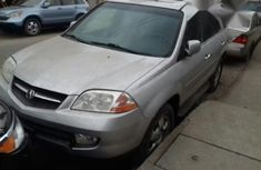 Tokunbo Acura MDX 2003 Silver for sale