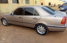 Mercedes-Benz C220 1998 Gray for sale
