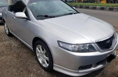 Acura TSX 2004 Silver for sale