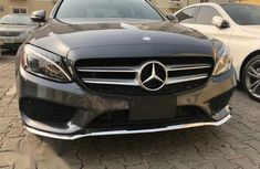 Mercedes Benz C300 2015 Gray for sale
