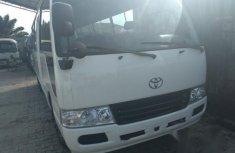 Toyota Coaster 2011 White for sale