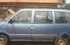 Nigerian Used Nissan Vanette 2010 Blue for sale