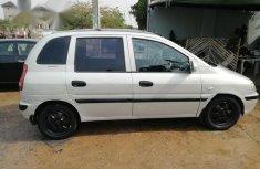 Clean Hyundai Matrix 2006 Silver for sale