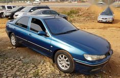 Peugeot 406 2004 Blue for sale