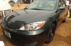 Used Toyota Camry 2003 Green for sale