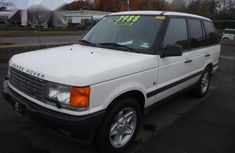 Rover Land 1999 White for sale