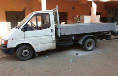 Ford Transit 2003 White for sale